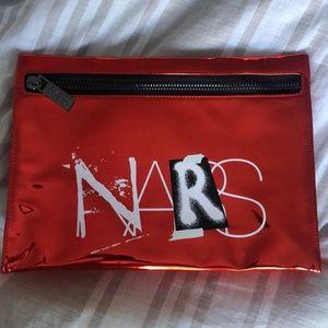 HUGE NARS makeup travel bag NEW